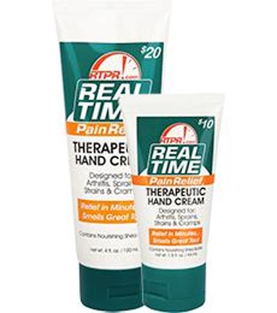 Therapeutic Hand Pain Cream