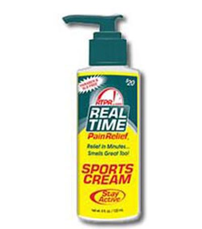 Real Time SPORTS Cream