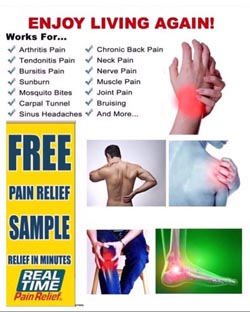 foot and body pain relief